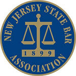 Logo Recognizing Manfred F. Ricciardelli Jr., LLC's affiliation with New Jersey State Bar Association